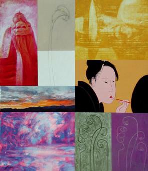 The Colorful Work of Pep Suari