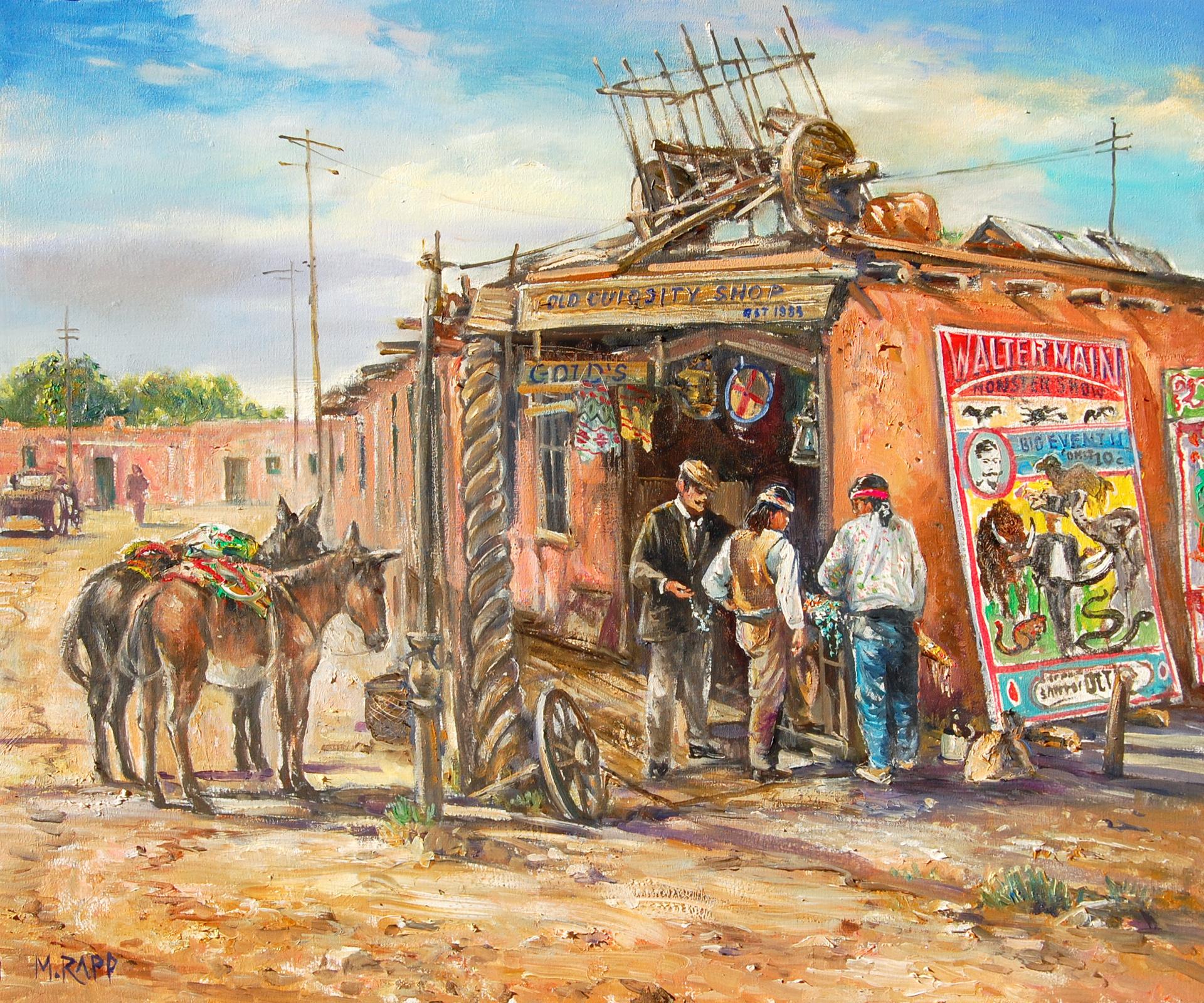 Gold's on Burro Alley, Santa Fe