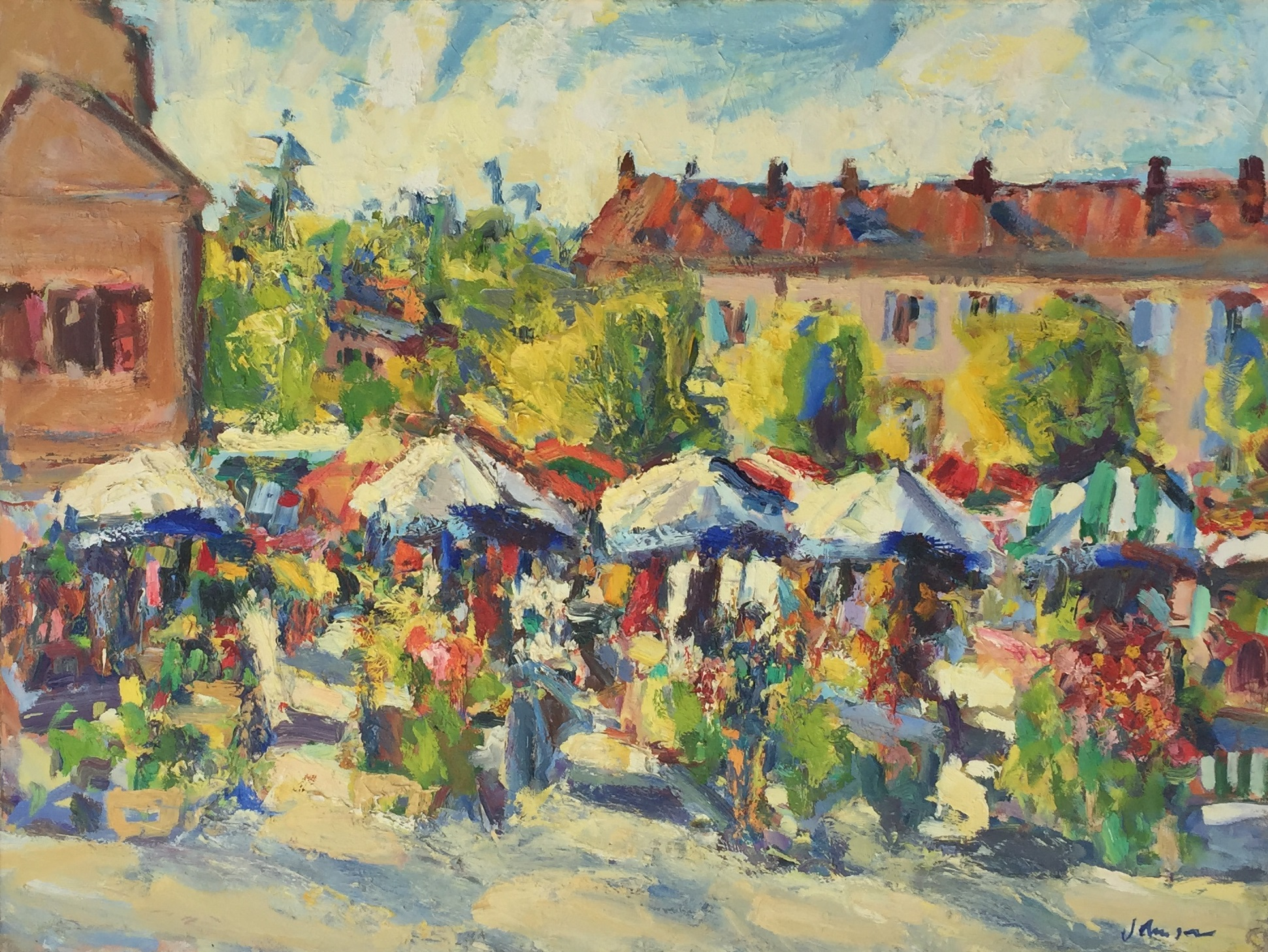 Cordes Market