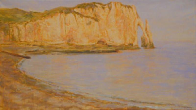 Falaise Daval (Etretat)