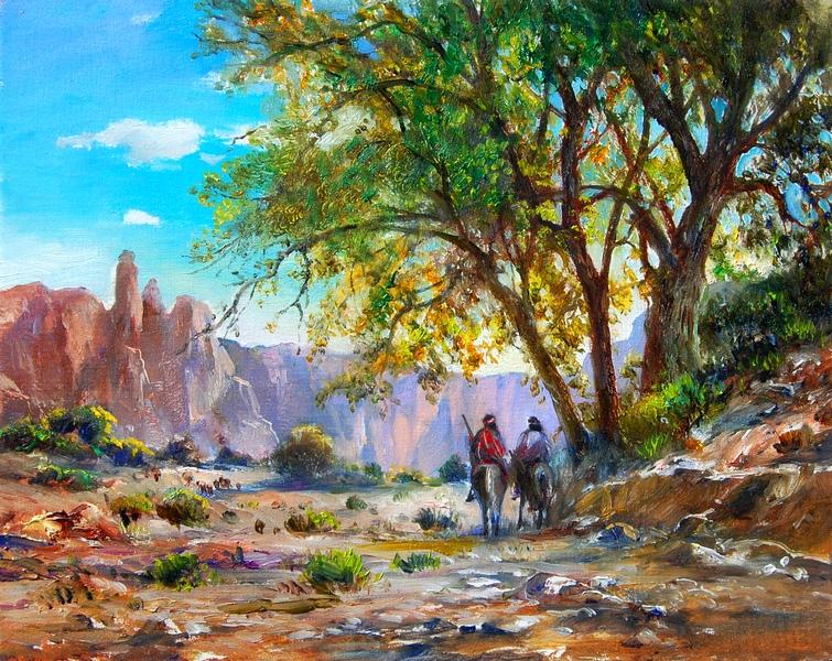 Abique Canyon