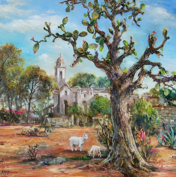 Ancient Cactus