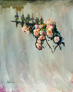 Estudio de Rosas 2