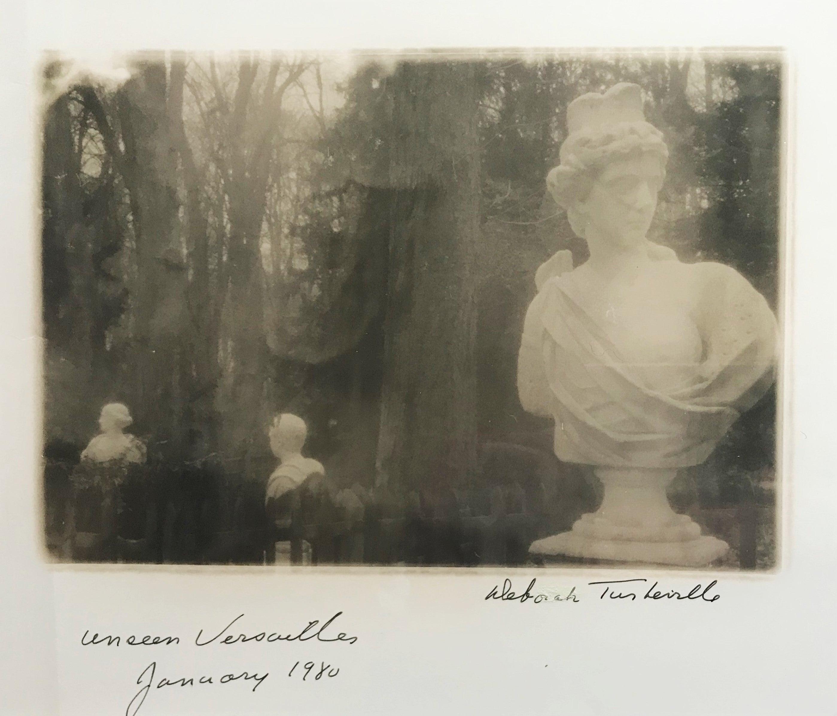 Unseen Versailles January 1980