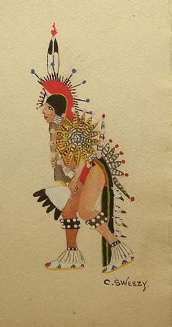 Apache War Dance