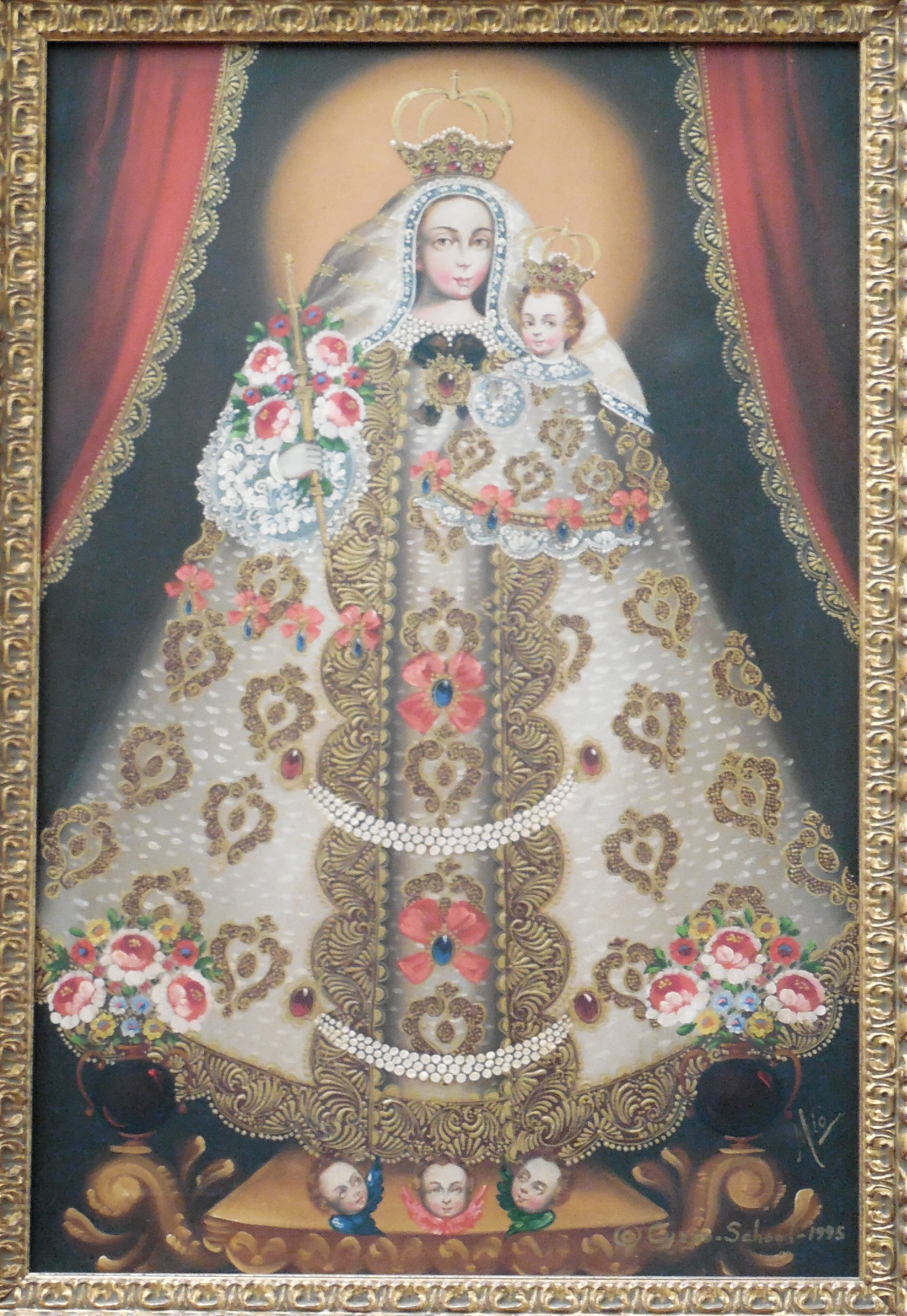 Virgen de Huapulco