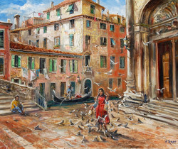 Campo Giovanni de Paolo, Venice