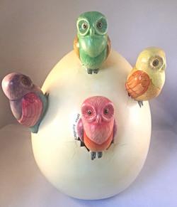 Ceramic Decorative Sculpture