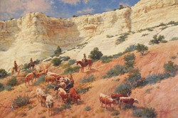 Strays in the Canyon