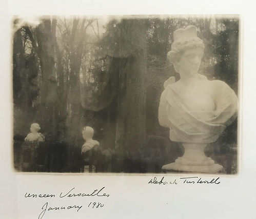 Deborah Turbeville Unseen Versailles Jan