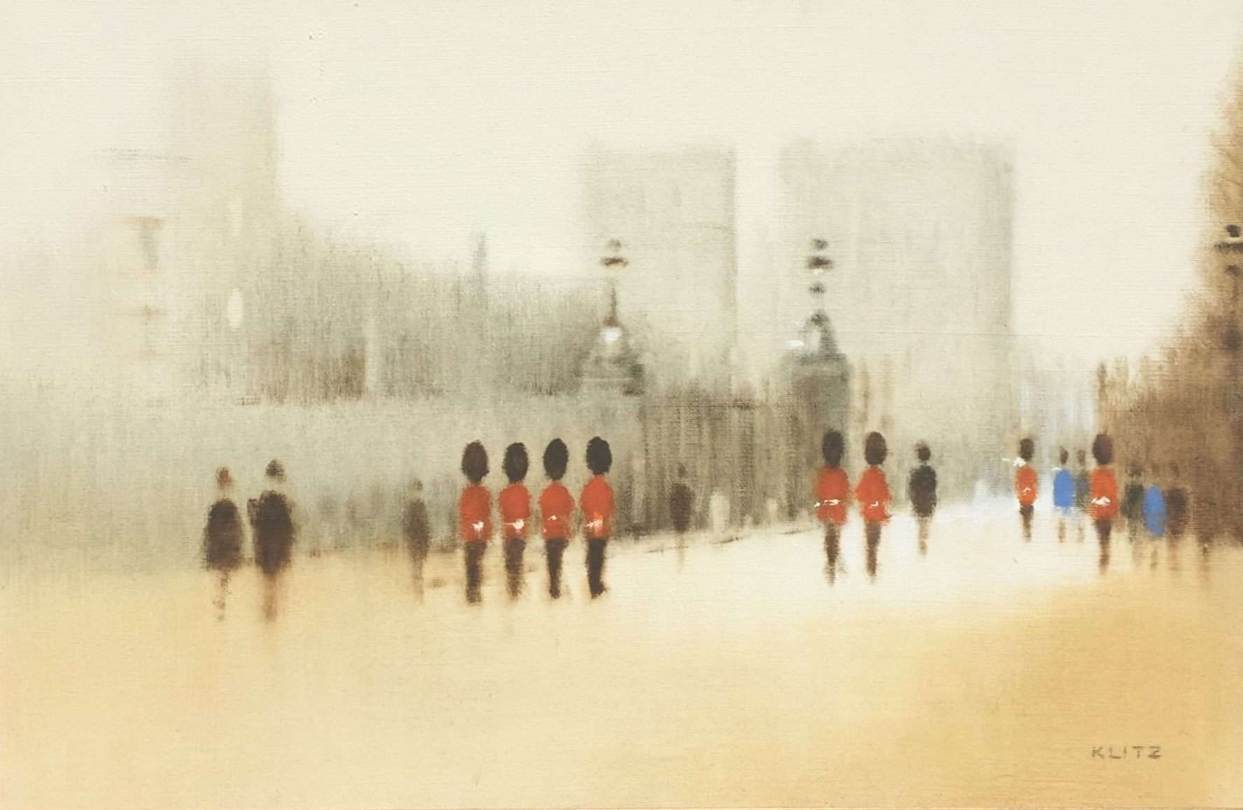 1924 Guards at Windsor