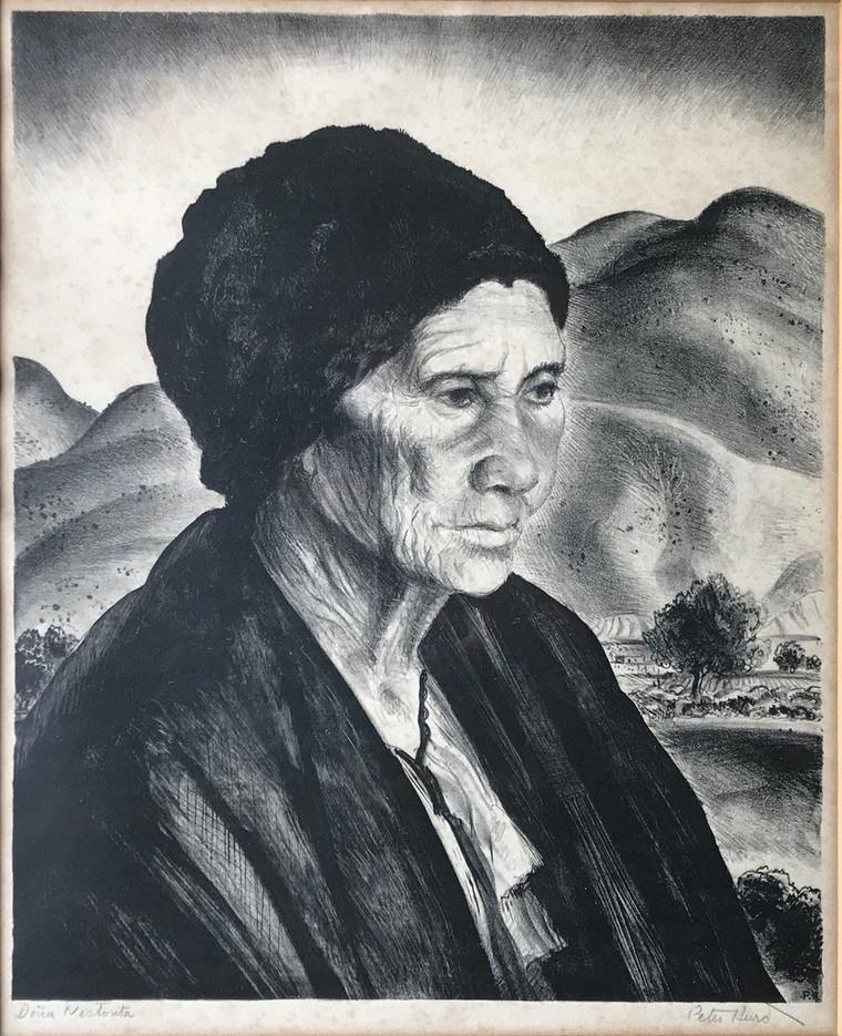 Doña Nestorita