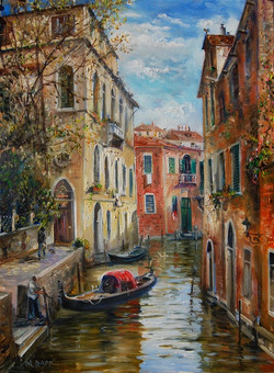 Canale della Giudecca, Venice
