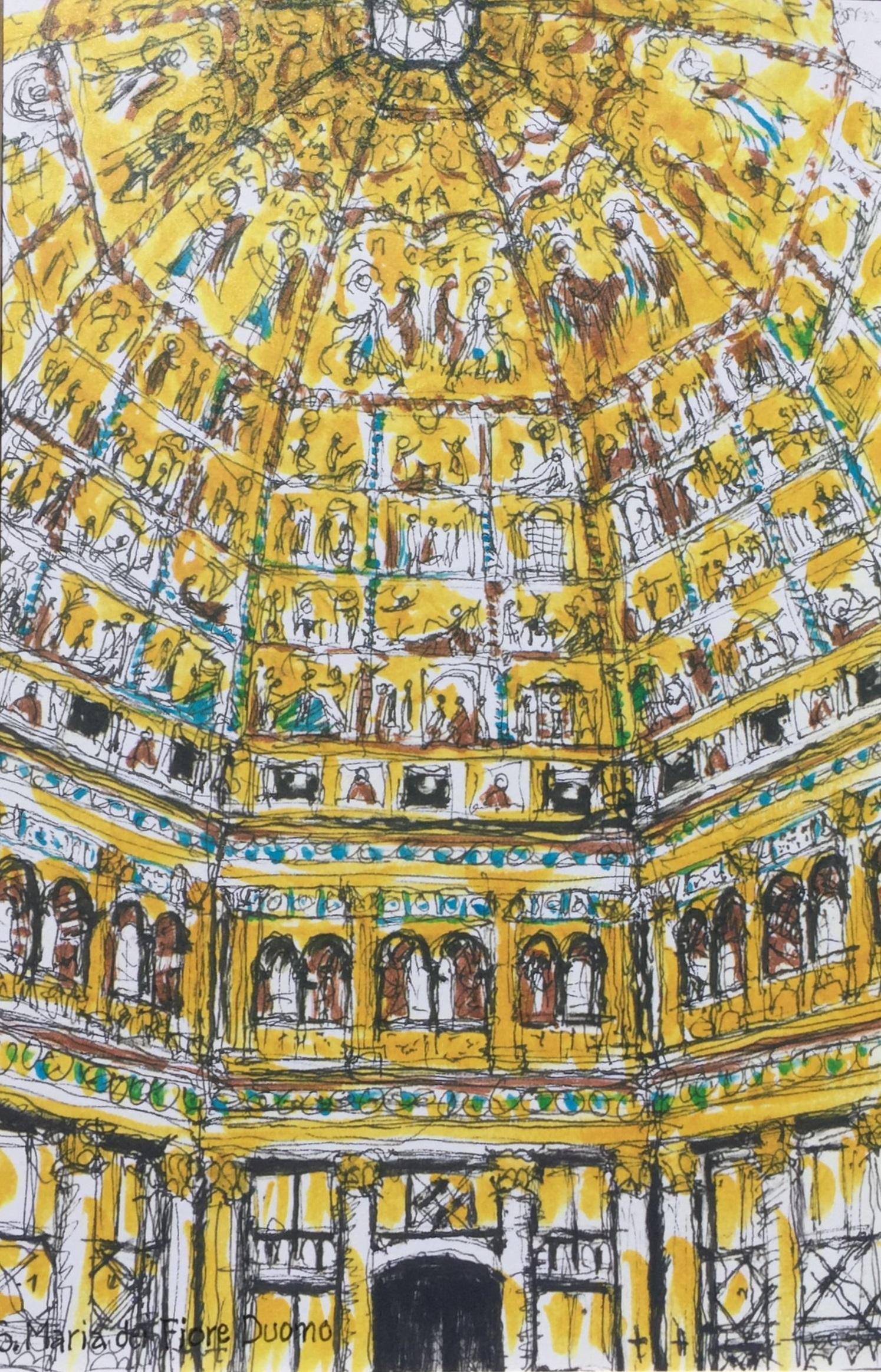 Santa Maria dei Fiore, Baptistery