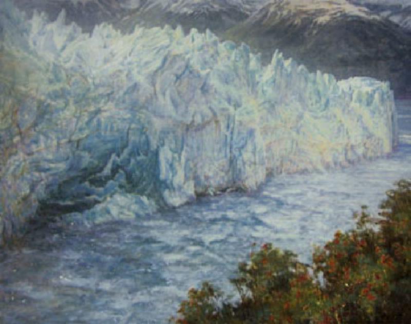 Glacier Perito Moreno (Patagonia)