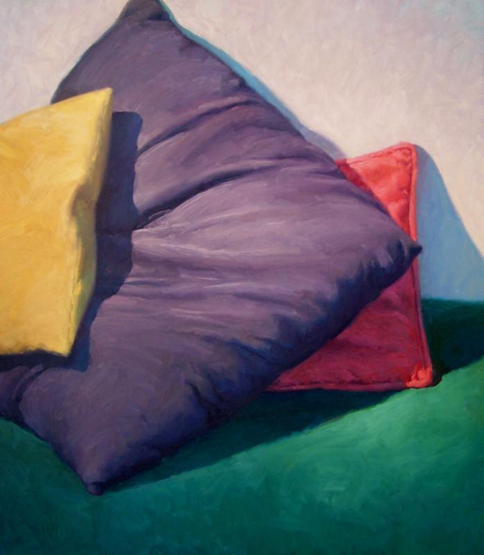 Pillow Series I