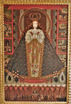 Virgen de Carmen