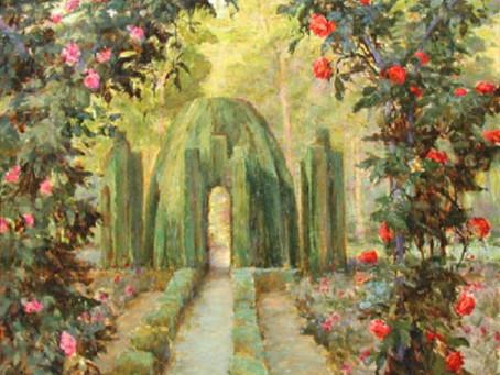 Borja Fernandez and Her Magical Landscapes