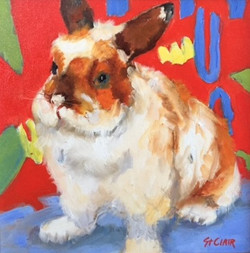 Symbolic Bunny SOLD