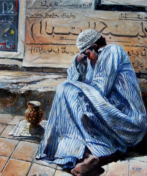 Street Urchin of Cairo