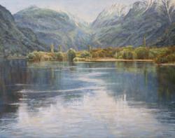 """""""Black River (Patagonia)"""""""