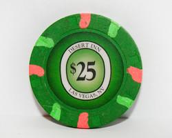 $25 Chip | Desert Inn