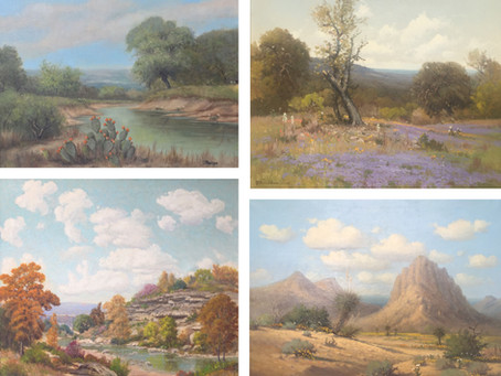 Spring into Western Art!