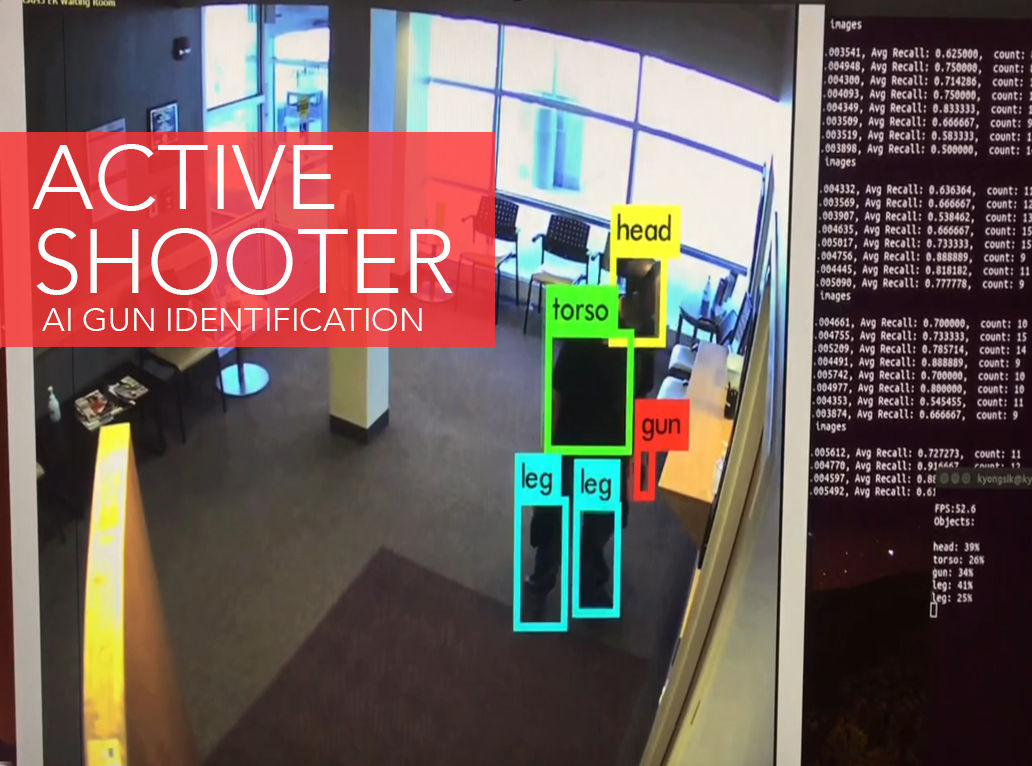 ACTIVE SHOOTER AI