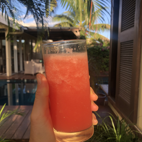 Morning Watermelon Flush Juice
