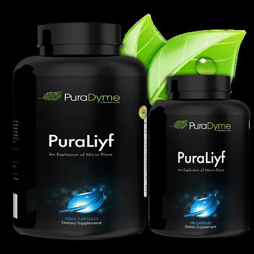 PuraLiyf - enzyme enhanced probiotics by PuraDyme