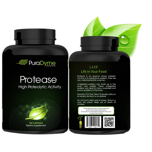 Protease Individual Enzyme by PuraDyme