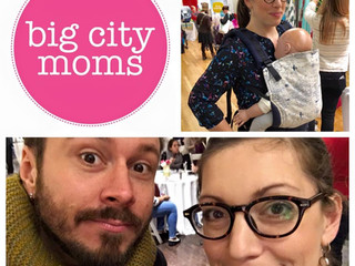 Hanging Out with Big City Moms