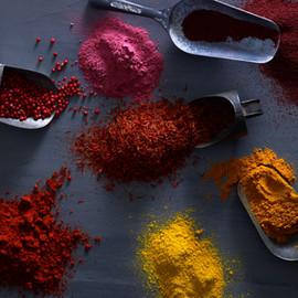 Spice-making