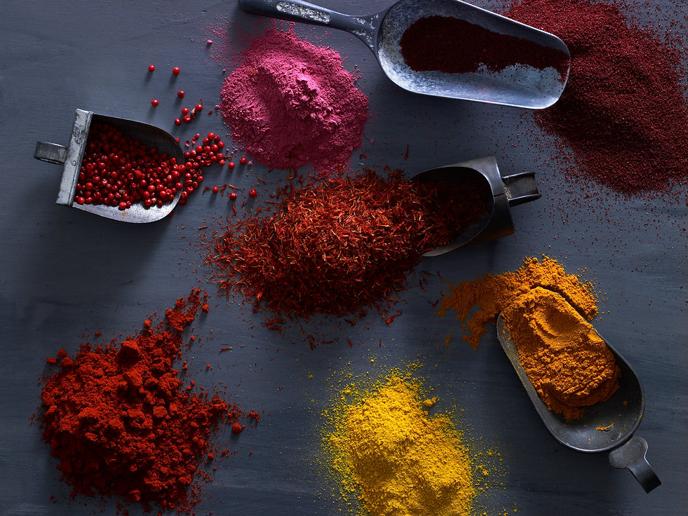 Spices at Riverpark Terrace