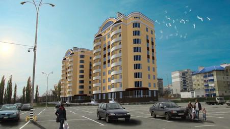 «Будмонтажсервіс» розпочинає будівництво нового житлового кварталу у Кам'янці-Подільському