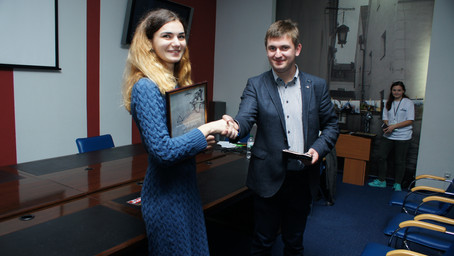 The best films were chosen at the first Kamianets-Podilsky Film Festival