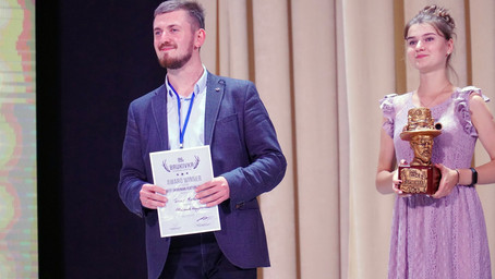 The winners of the third BRUKIVKA International Film Festival were awarded