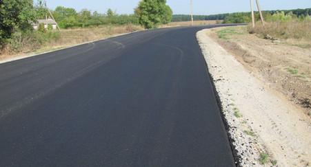 Відремонтовано відрізок дороги «Дерев'яне — Калачківці»