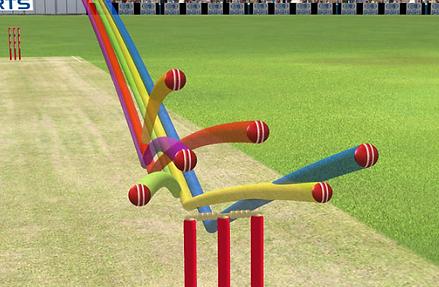 Cricket bowling selection