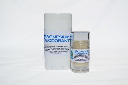 Magnesium Deodorant