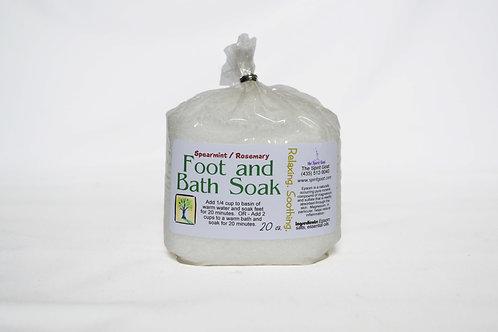 Foot and Bath Soak