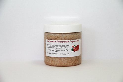 Polynesian Pomegranate Scrub