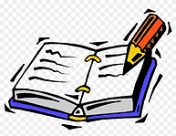 222-2223295_homework-diary-clipart-journ