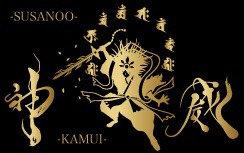 神威カード スサノオ 黒