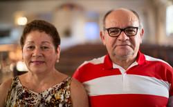 João Batista e Josefa. RJ - Brasil