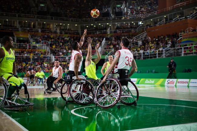paralimpic games