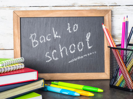 Back To School: See And Seize The Opportunities