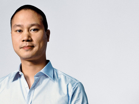 Tony Hsieh, You Will Be Missed