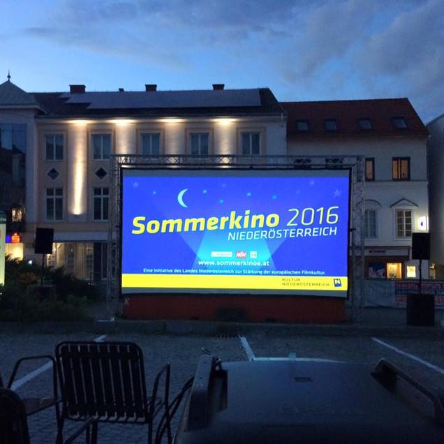 Sommerkino Waidhofen/Thaya