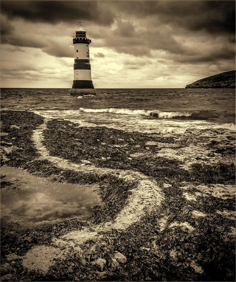 Howard Williams - Penmon Light House